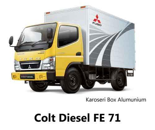 Colt-Diesel-FE-71-Box-Alumunium