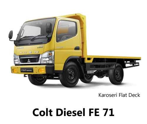 Colt-Diesel-FE-71-Flat-Deck