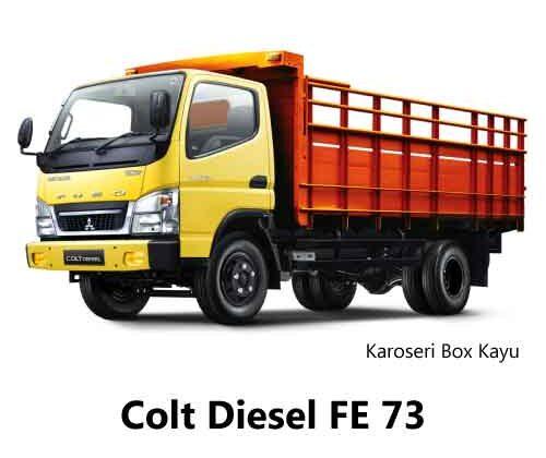 Colt-Diesel-FE-73-Bak-Kayu