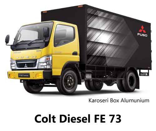 Colt-Diesel-FE-73-Box-Alumunium