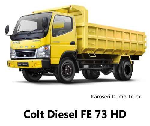 Colt-Diesel-FE-73-HD-Dump-Truck