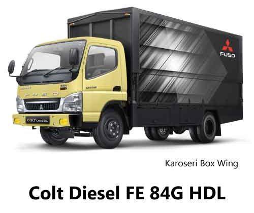Colt-Diesel-FE-84G-HDL-Box-Wing