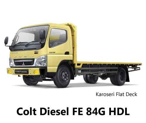 Colt-Diesel-FE-84G-HDL-Flat-Deck