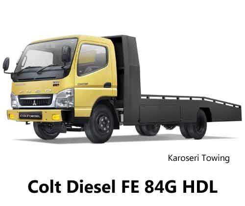 Colt-Diesel-FE-84G-HDL-Towing