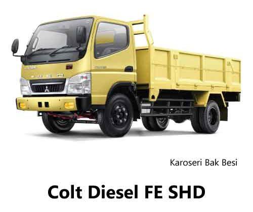Colt-Diesel-FE-SHD-Bak-Besi