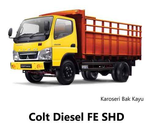 Colt-Diesel-FE-SHD-Bak-Kayu