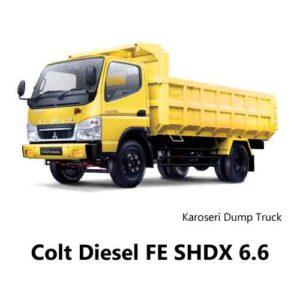 Colt Diesel FE SHDX 6.6
