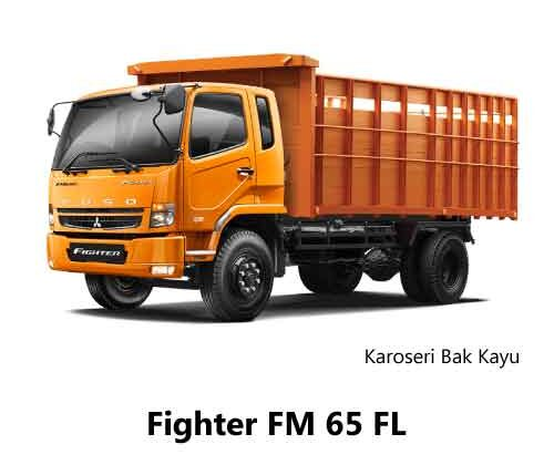 Fighter-FM-65-FL-Bak-Kayu