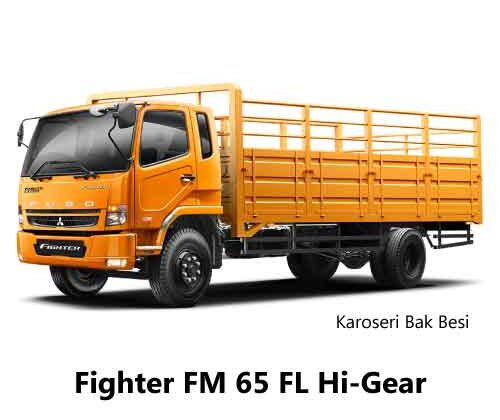 Fighter-FM-65-FL-Hi-Gear-Bak-Besi