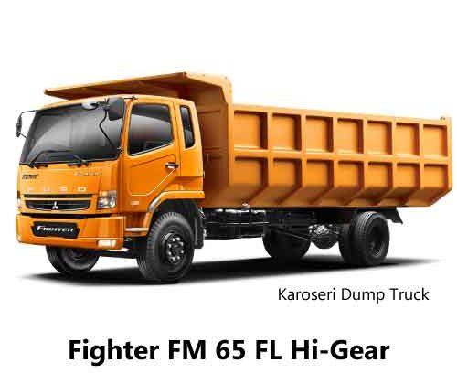 Fighter-FM-65-FL-Hi-Gear-Dump-Truck
