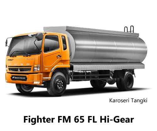 Fighter-FM-65-FL-Hi-Gear-Tangki