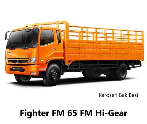 Fighter-FM-65-FM-Hi-Gear-Bak-Besi