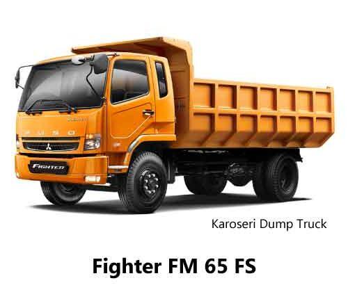 Fighter-FM-65-FS-Dump-Truck