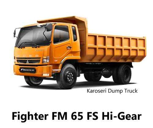 Fighter-FM-65-FS-Hi-Gear-Karoseri-Dump-Truck