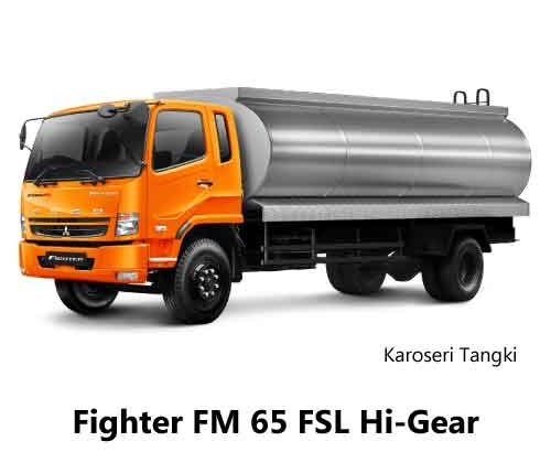 Fighter-FM-65-FSL-Hi-Gear-Tangki
