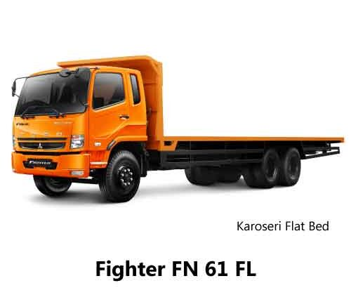 Fighter-FN-61-FL-Flat-Bed
