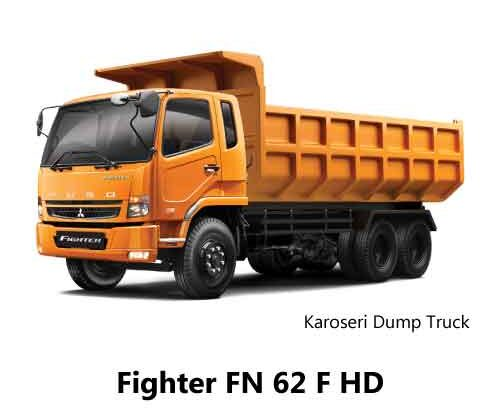 Fighter-FN-62-F-HD-Dump-Truck