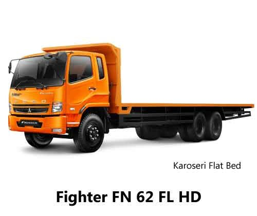 Fighter-FN-62-FL-HD-Flat-Bed