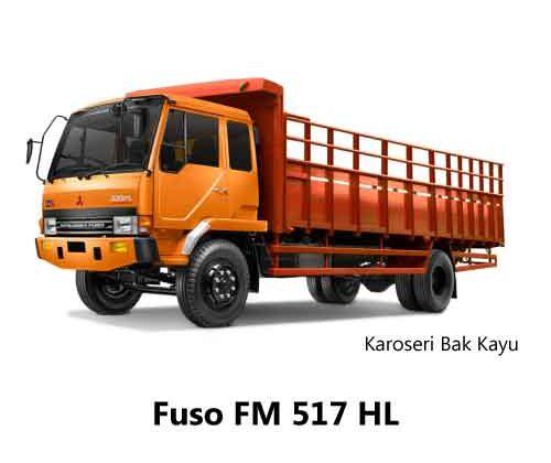 Fuso-FM-517-HL-Bak-Kayu