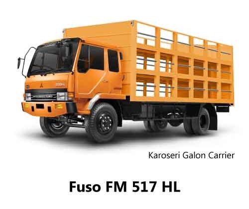 Fuso-FM-517-HL-Galon-Carrier