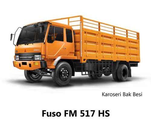 Fuso-FM-517-HS-Bak-Besi