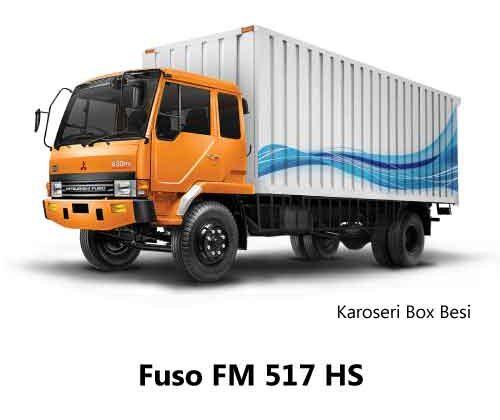Fuso-FM-517-HS-Box-Besi