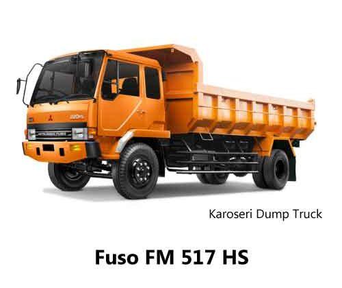Fuso-FM-517-HS-Dump-Truck