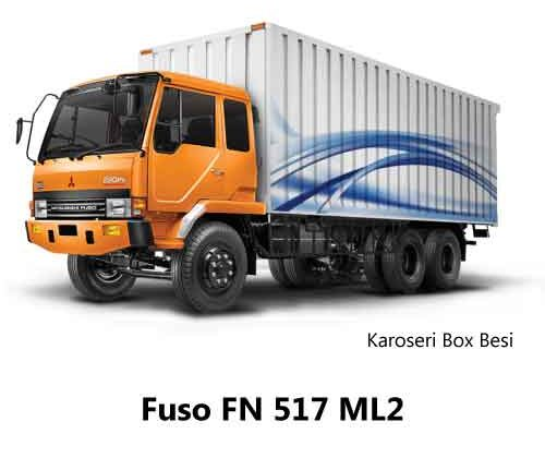 Fuso-FN-517-ML2-Box-Besi