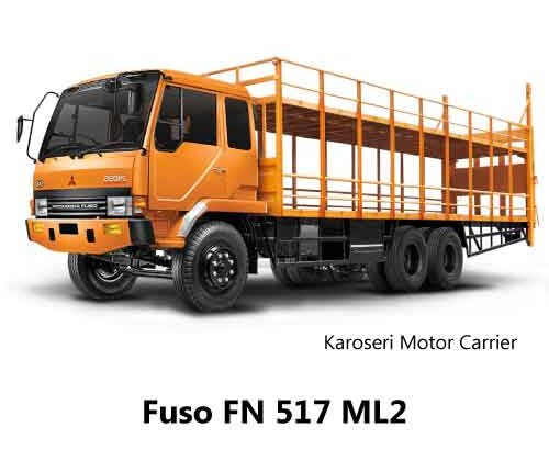 Fuso-FN-517-ML2-Motor-Carrier