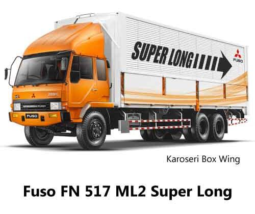 Fuso-FN-517-ML2-Super-Long-Box-Wing