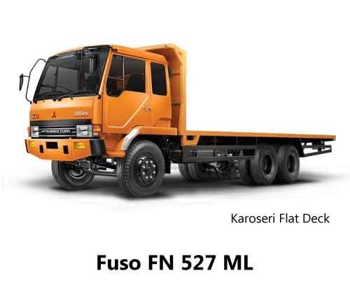 Fuso-FN-527-ML-Flat-Deck