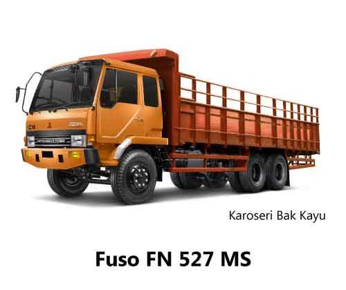 Fuso-FN-527-MS-Bak-Kayu