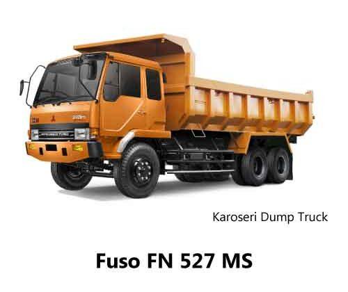 Fuso-FN-527-MS-Dump-Truck
