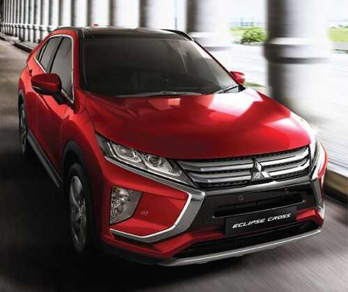 Promo Mitsubishi Eclipse Cross