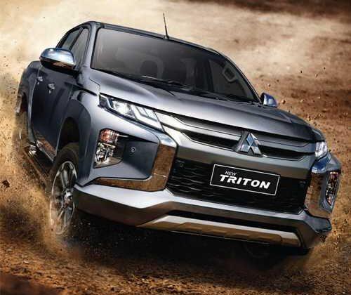 Promo Mitsubishi Triton
