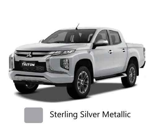Triton-Silver